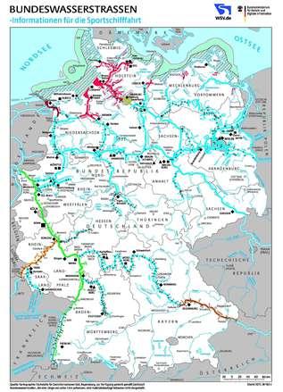 Wsa Neckar Karten